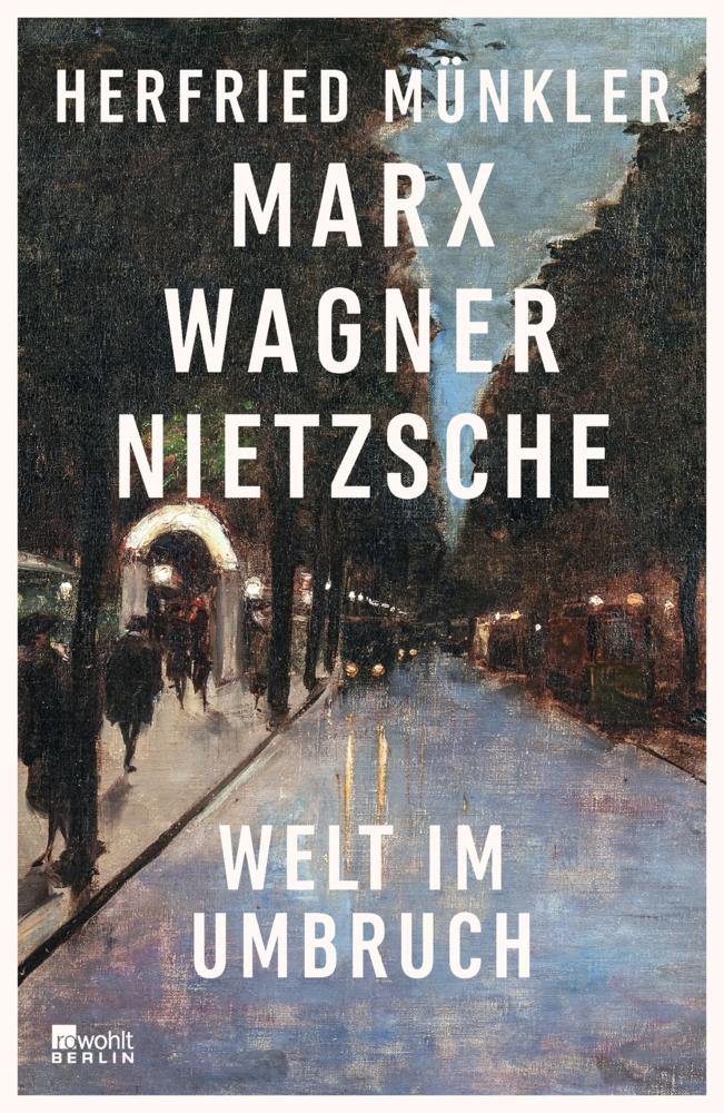 Marx - Wagner - Nietzsche