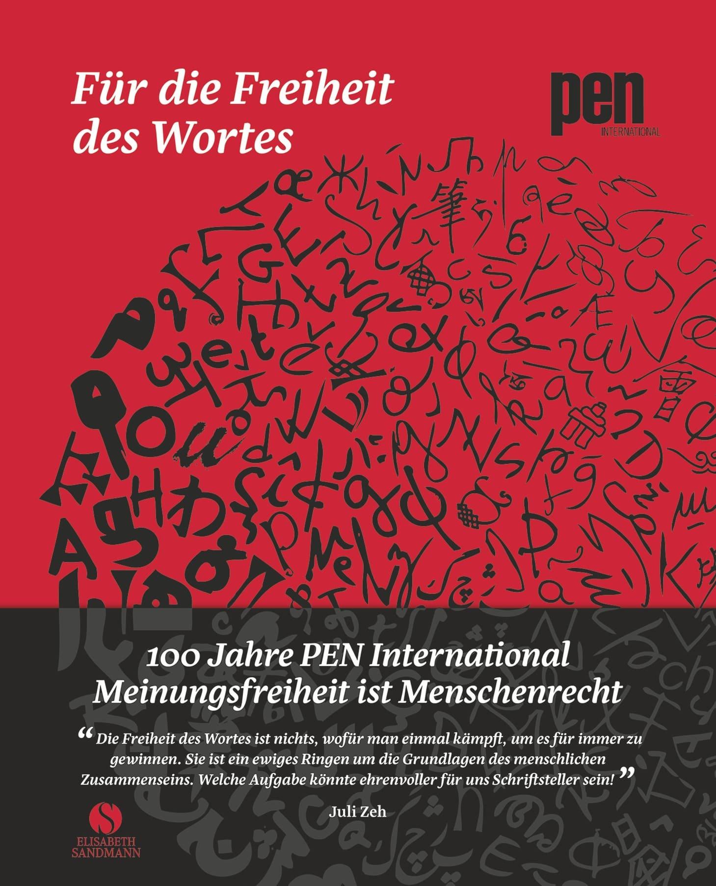 PEN - Für die Freiheit des Wortes