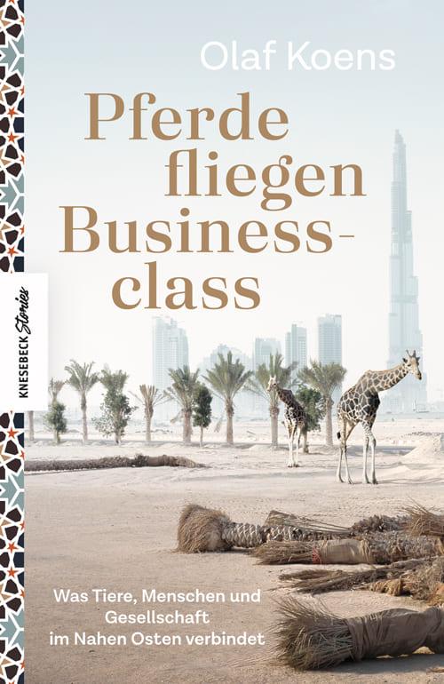 Pferde fliegen Businessclass