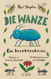 Die Wanze - Ein Insektenkrimi